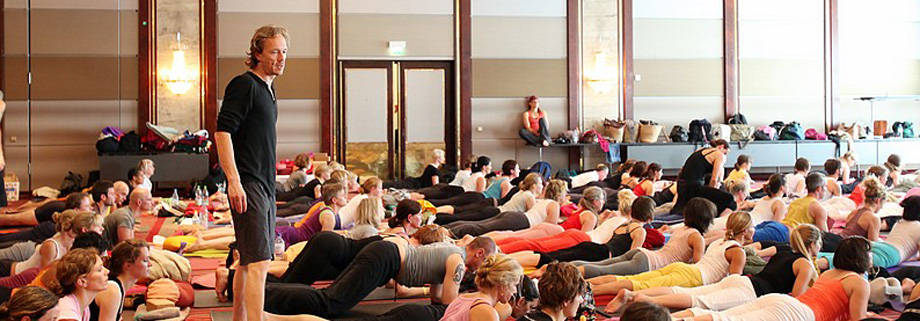 Patrick Broome - YOGA CONFERENCE GERMANY