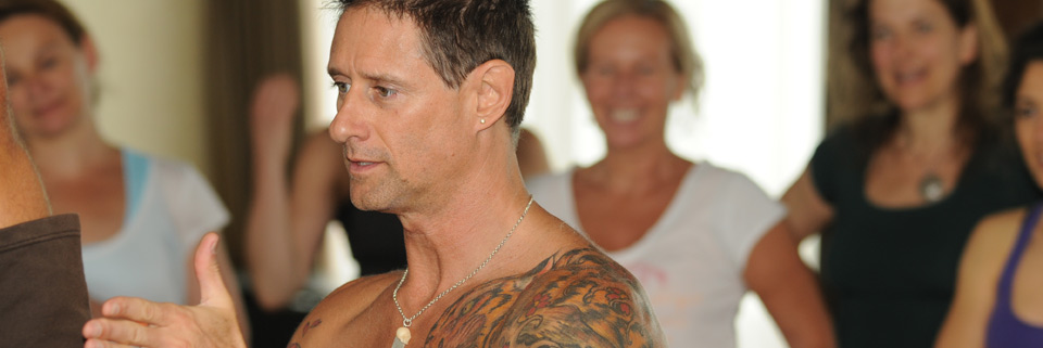 Cameron Shayne Yoga Conference Germany
