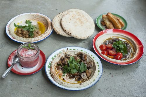 Mashery Hummus Kitchen